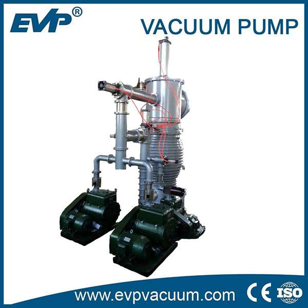 Oil Diffusion Pump System